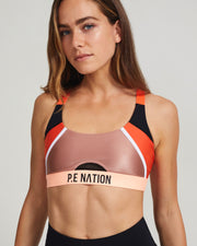 Block Pass Sports Bra - Prae Store