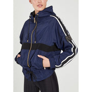 Man Up Jacket - Navy