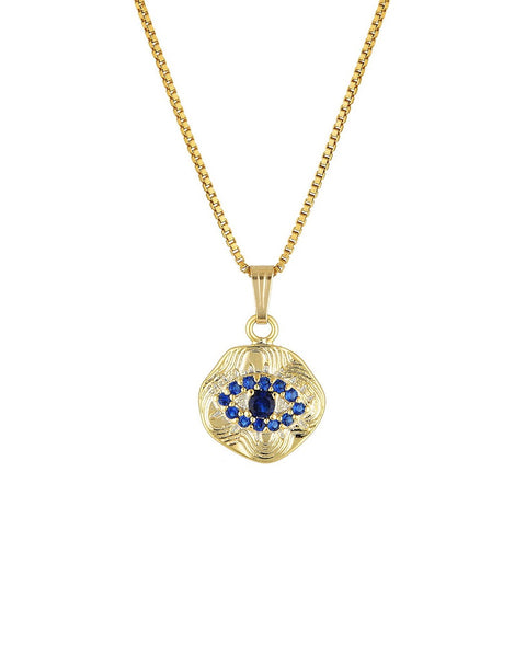 Evil Eye Necklace - Prae Store