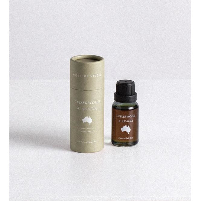 Essential Oil 15ml - Cedarwood & Acacia - Prae Store