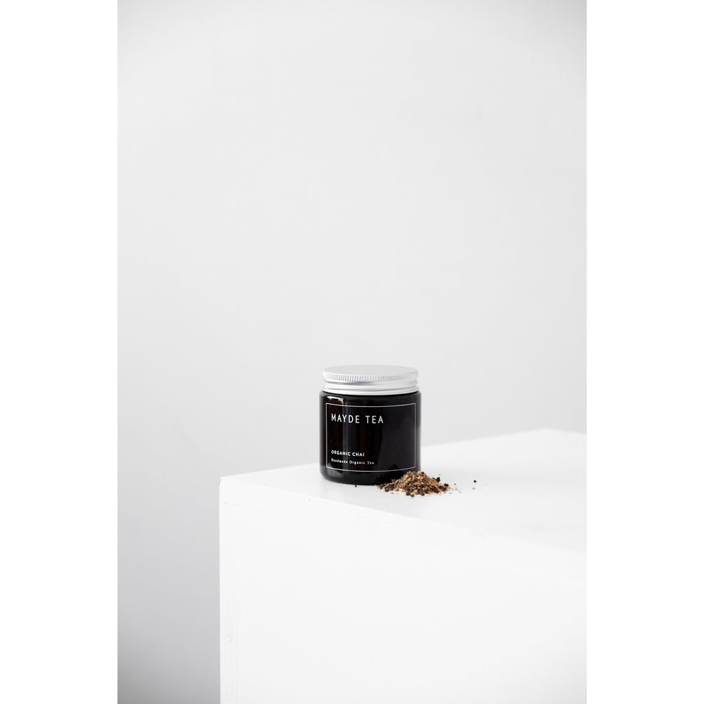 Organic Chai Tea - Mini Jar - Prae Store