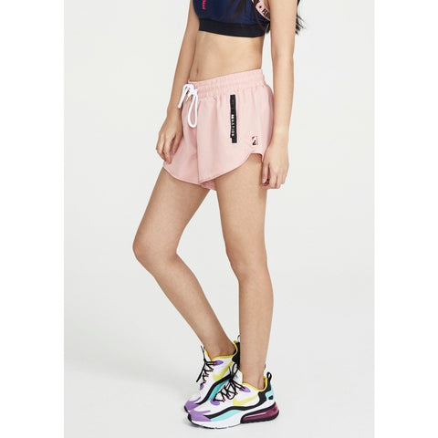 Double Drive Short in Rose - Prae Store