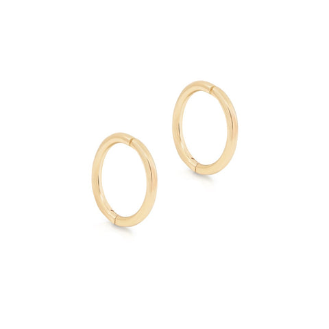14k Gold Purity Sleepers - Prae Store