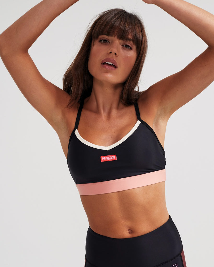 Point Forward Sports Bra - Prae Store