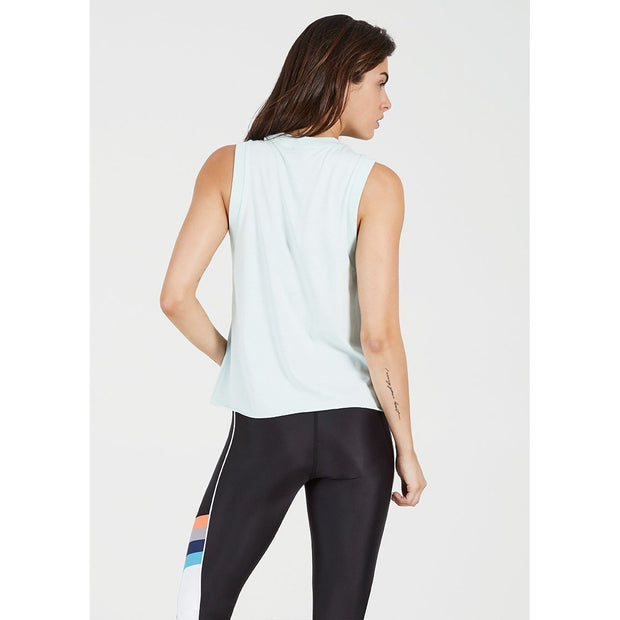 Kicker Tank - Pale Blue