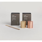 Cylinder Incense Burner - Copper