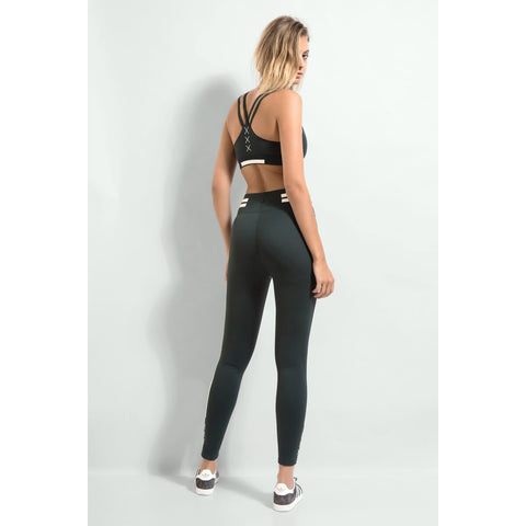 Arena Compression Legging - Forest