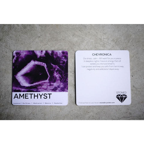 Mini Amethyst Pack