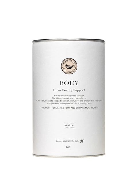 Body Inner Beauty Support - Vanilla - Prae Store