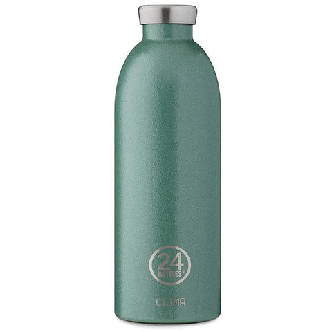 850ml Clima Bottle - Moss Green - Prae Store