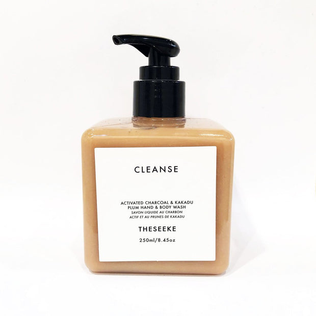 Pink Clay Cleanse Liquid Wash