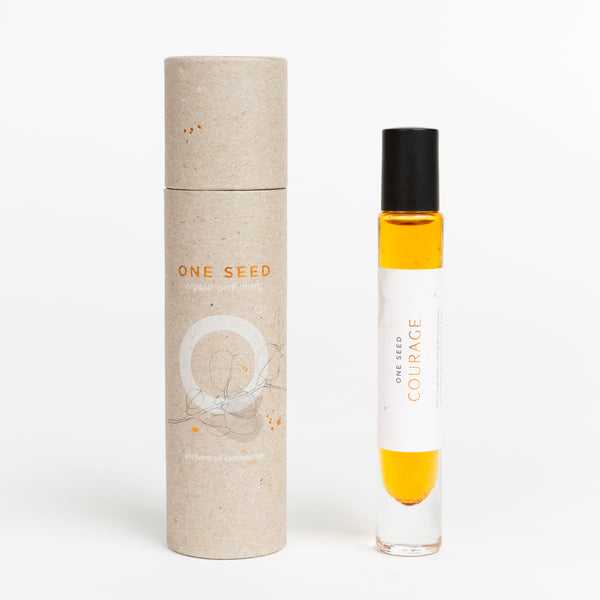 Courage Organic Roll-on Perfume Oil - Prae Store