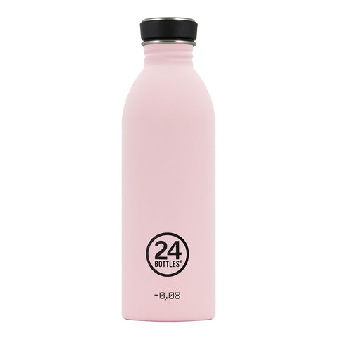 500ml Urban Bottle - Candy Pink