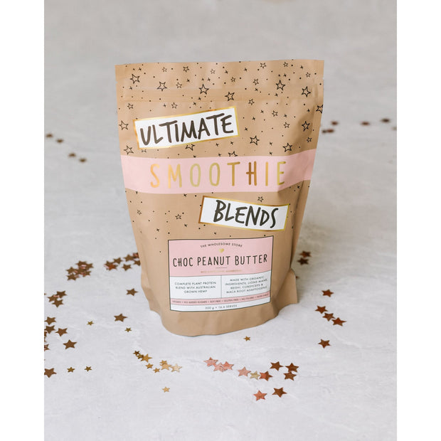 Choc Peanut Ultimate Smoothie Blend