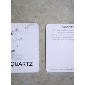 Rectangle Tray - Clear + Smoky Quartz