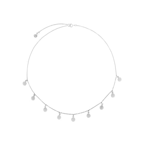 Constellation Choker - Sterling Silver