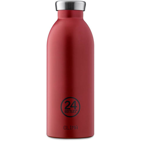 500ml Clima Bottle - Country Red