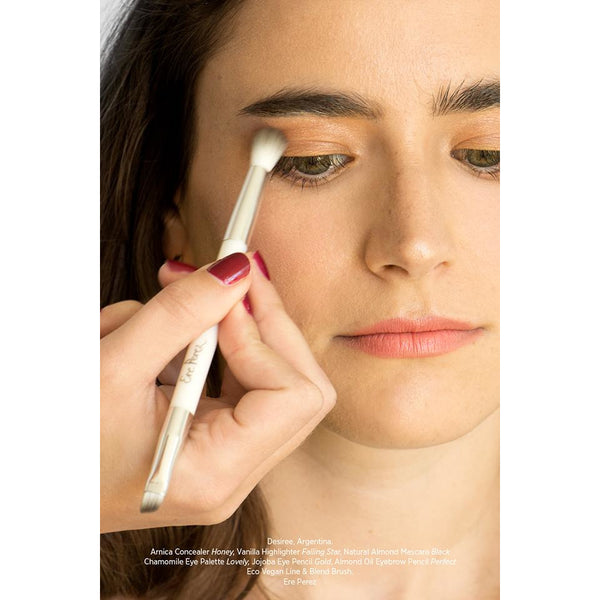 Vegan Line and Blend Eye Brush - Prae Store