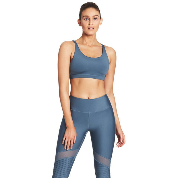 Flow Freely Sports Bra - Teal