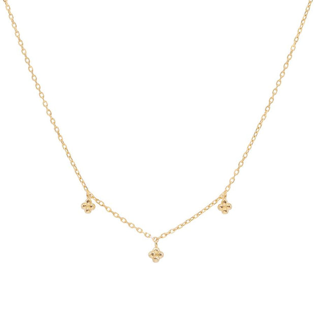 Gold Charmed Choker