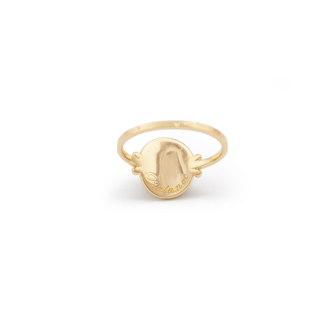 Small Eternal Harmony Ring - Gold