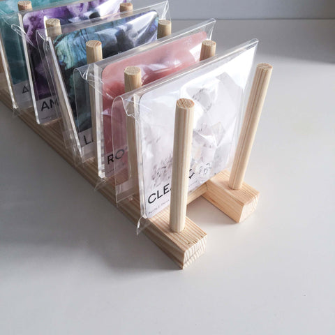 Mini Clear Quartz Pack - Prae Store