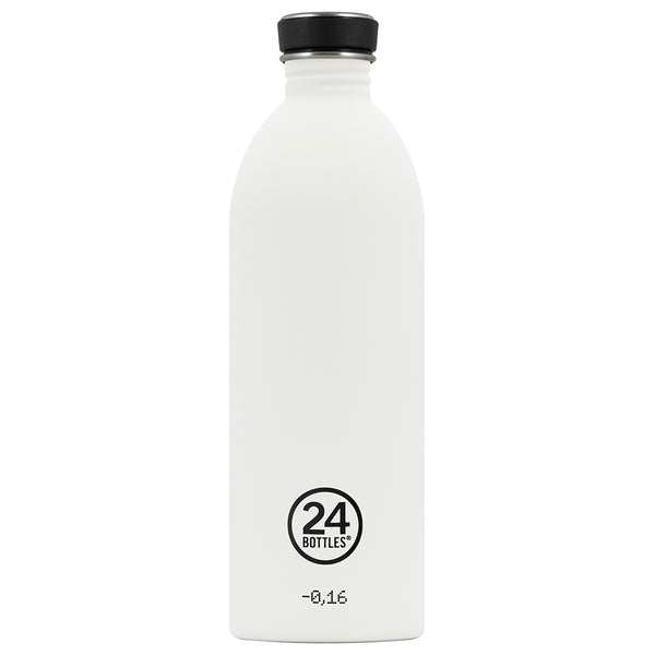 1L Urban Bottle - Ice White