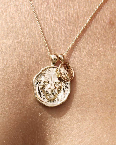 Leo II Necklace - Prae Store