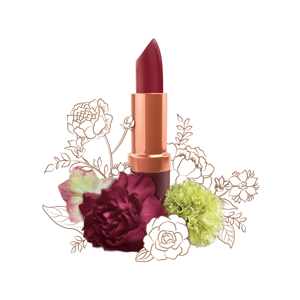 Bordeaux Rouge Lipstick