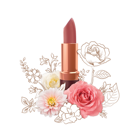 Blushing Rose Lipstick