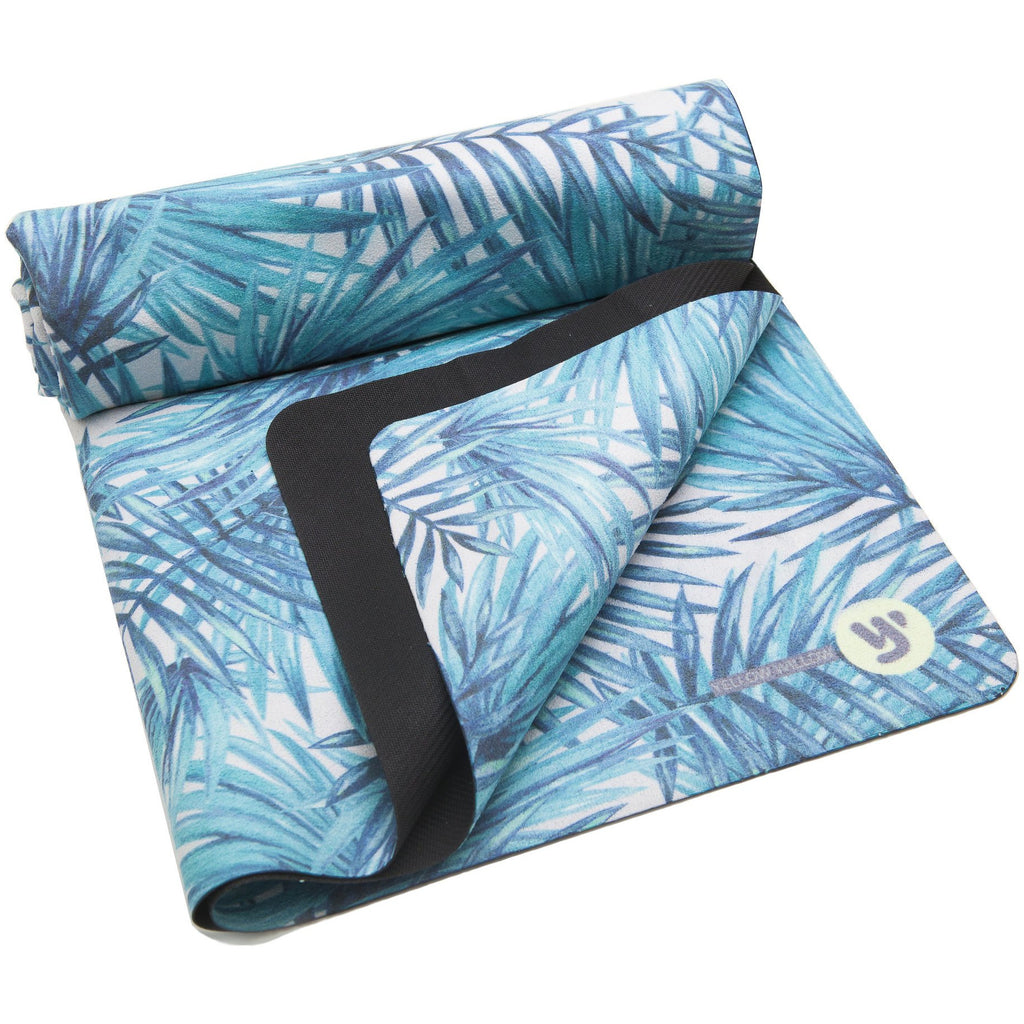 Heavy Duty Yoga Towel - Frond - Prae Store