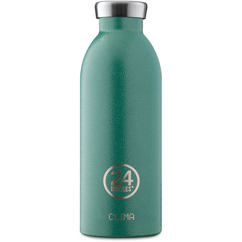 500ml Clima Bottle - Moss Green