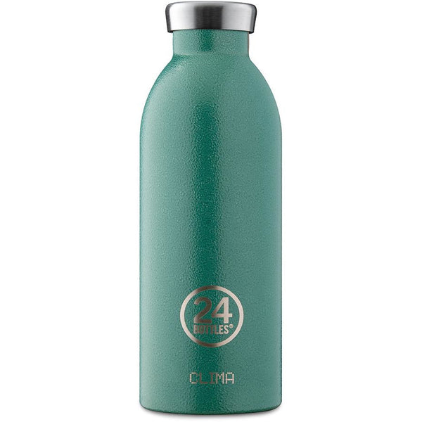 500ml Clima Bottle - Moss Green - Prae Store