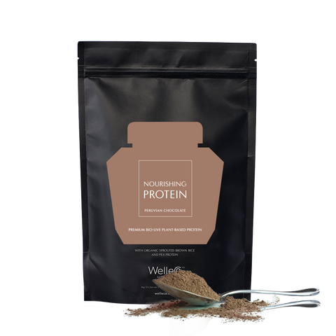 Nourishing Plant Protein - Chocolate - 300g pouch