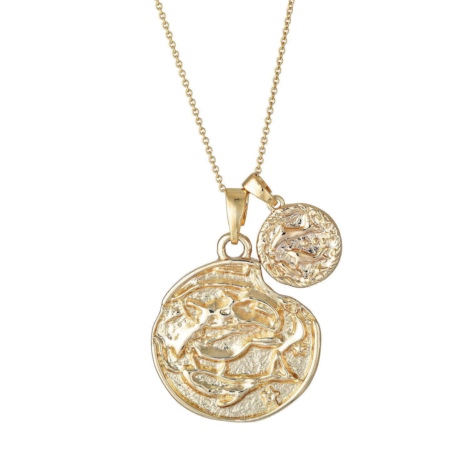 719aa8d0f Pisces Necklace - Gold Fill – Prae Store
