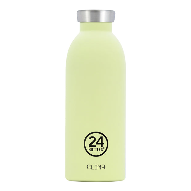 500ml Clima Bottle - Pistachio Green