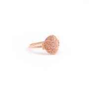 Rose Gold Small Eternal Harmony Ring - Prae Store