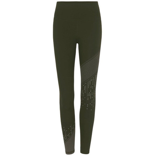 Glow In Dark Legging - Khaki