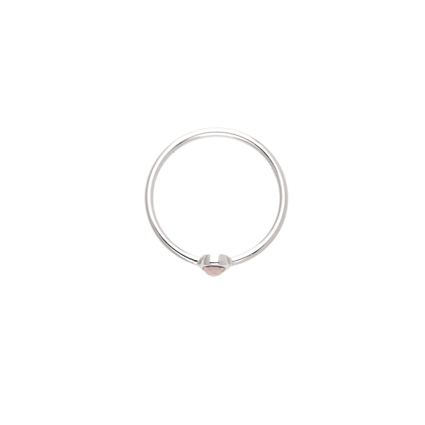 Silver Love Ring - Prae Store