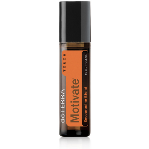 Motivate Touch Roll-On Essential Oil - 10ml - Prae Store