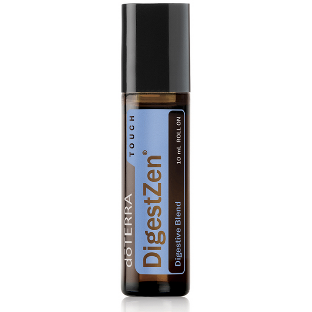 DigestZen Touch Roll-On Essential Oil - 10ml