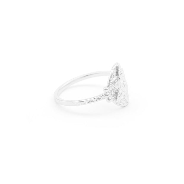 Silver Small Eternal Harmony Ring