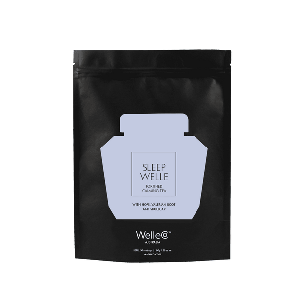 Sleep Welle Calming Tea - Refill Pouch - Prae Store