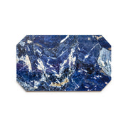 Rectangle Tray - Sodalite