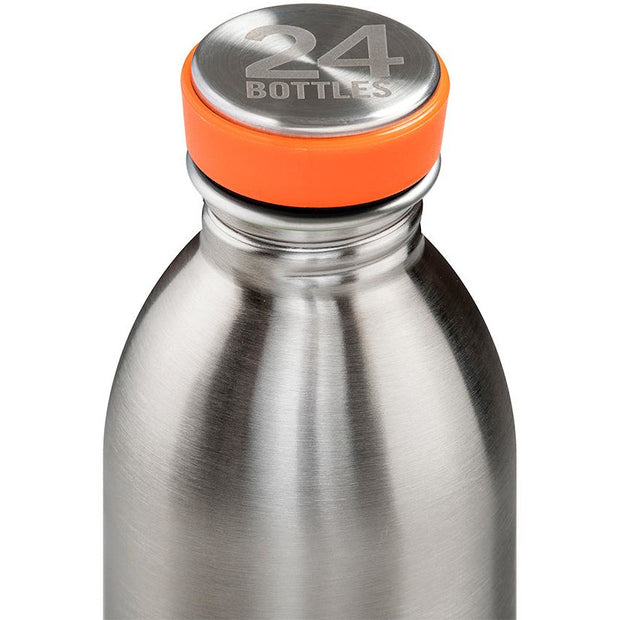 500ml Urban Bottle - Steel