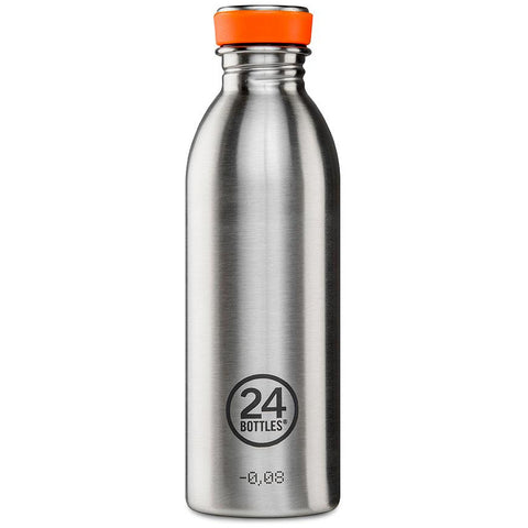 500ml Urban Bottle - Steel - Prae Store