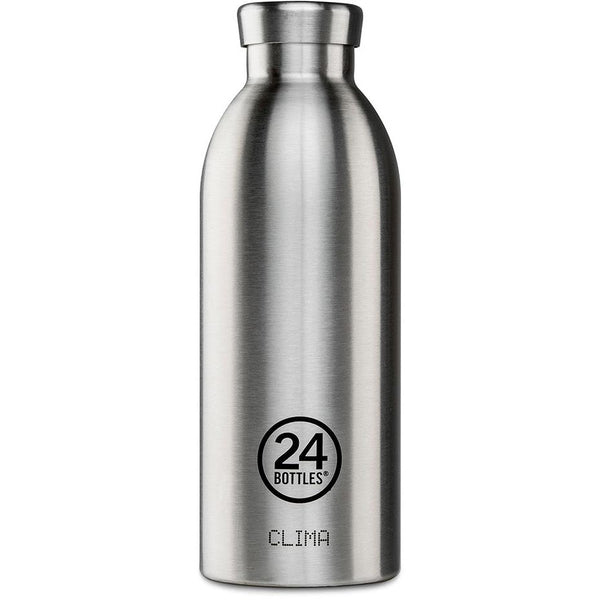 500ml Clima Bottle - Steel - Prae Store