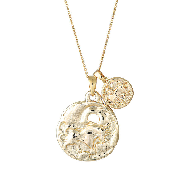 Taurus Necklace - Gold Fill - Prae Store