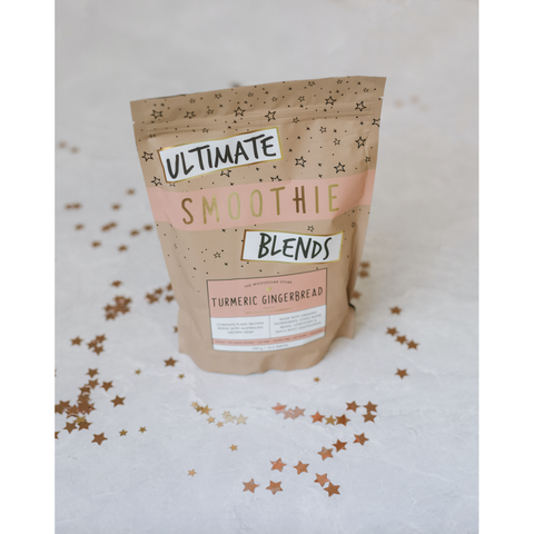 Turmeric Gingerbread Ultimate Smoothie Blend - Prae Store