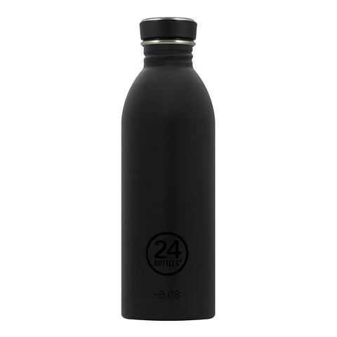 500ml Urban Bottle - Tuxedo Black - Prae Store
